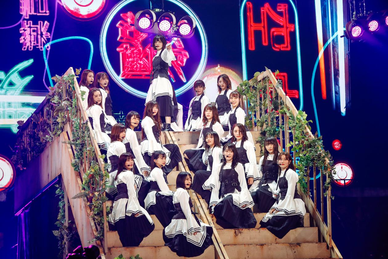 欅坂46 夏の全国アリーナツアー2019 追加公演in東京ドーム 開催